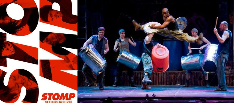 Stomp at Van Wezel Performing Arts Hall