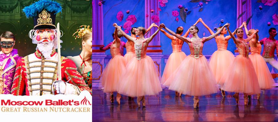 Moscow Ballet's Great Russian Nutcracker at Van Wezel Performing Arts Hall