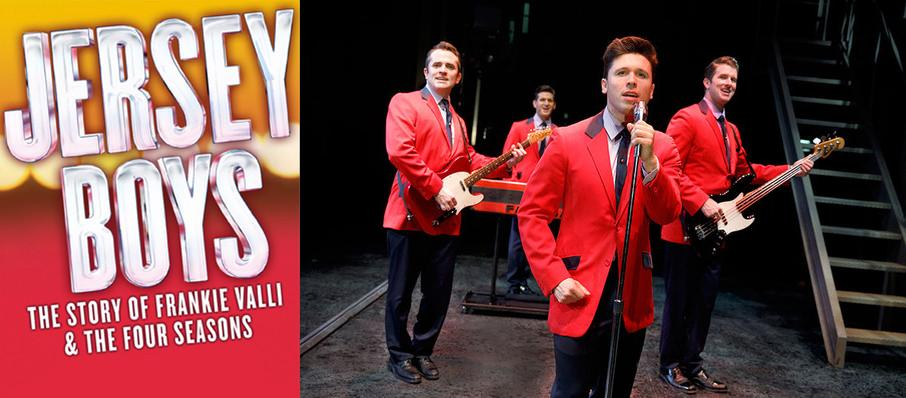Jersey Boys at Van Wezel Performing Arts Hall