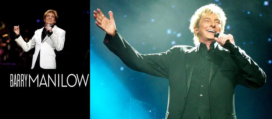 Barry Manilow at Van Wezel Performing Arts Hall