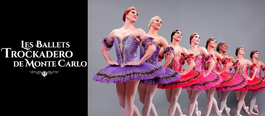 Les Ballets Trockadero De Monte Carlo at Van Wezel Performing Arts Hall