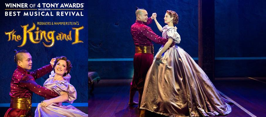 Rodgers & Hammerstein's The King and I at Van Wezel Performing Arts Hall