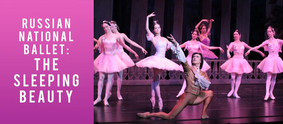 Russian National Ballet: The Sleeping Beauty at Van Wezel Performing Arts Hall