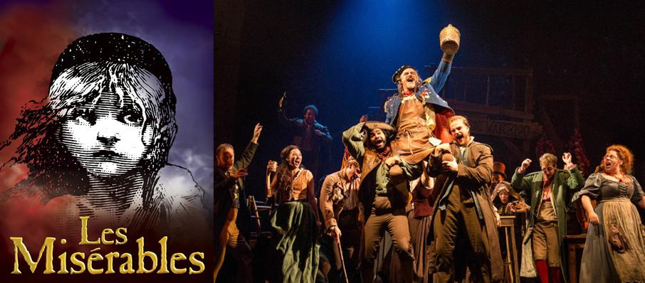 Les Miserables at Van Wezel Performing Arts Hall