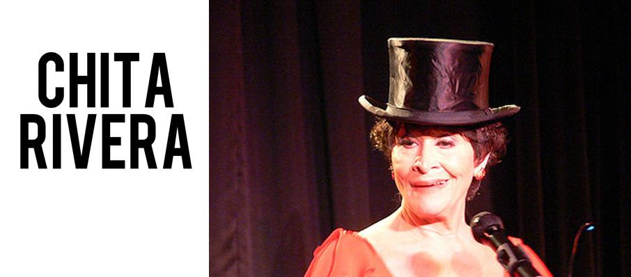 Chita Rivera at Van Wezel Performing Arts Hall