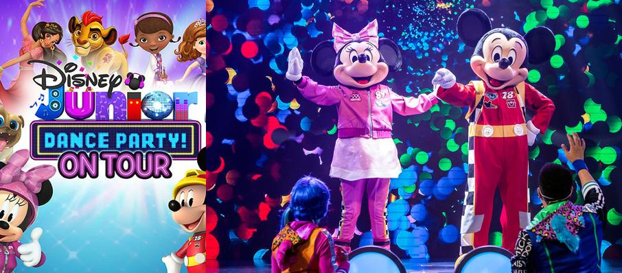 Disney Junior Live: Dance Party at Van Wezel Performing Arts Hall
