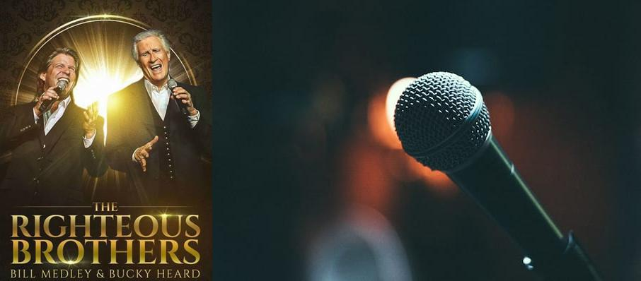 The Righteous Brothers at Van Wezel Performing Arts Hall