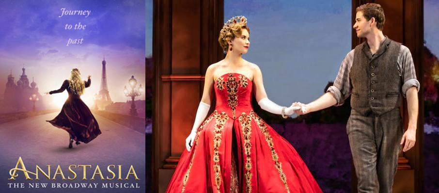 Anastasia at Van Wezel Performing Arts Hall